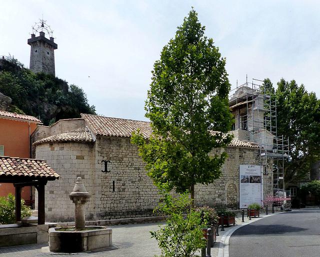 Sigale - Saint-Miche