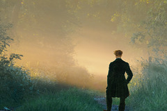 Caspar David Friedrich beim Morgenspaziergang :-)