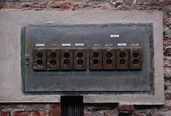 Schaltanlage Walze XVI