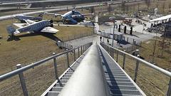 Stairway from Heaven - Munich Airport