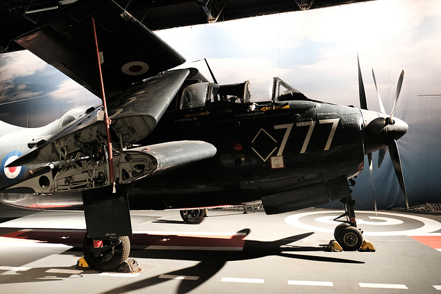 Fleet Air Arm Museum X Pro2 11 Fairey Gannet