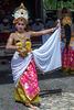 Dancing girl at Sekar Jepun