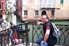 IT - Venice - me, somewhere between San Marco and Santa Maria Formosa