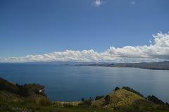Bolivian Coast of Titicaca Lake