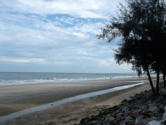 Plage Thaï / Thaï beach