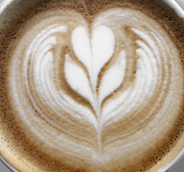 Gut geeignet für Milchschaumfans und Kaffeesatzleser (2xPiP)