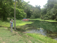 A Walk By The Rio Chagres, Gamboa