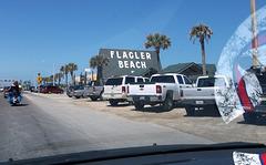 Entering Flagler