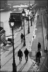 Promenade au bord du canal (2)