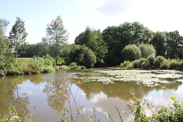 Canal de Nantes à Brest - Déversoir