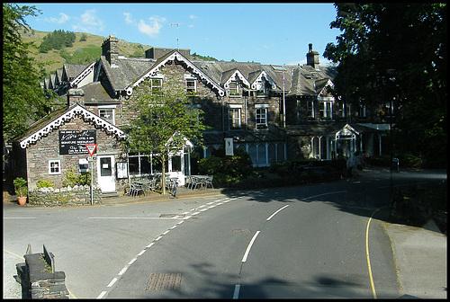 Wordsworth Hotel at Grasmere