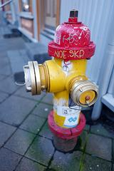 Reykjavik, Colours