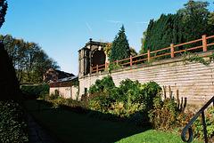 Conservatory Terrace, Ringwood Hall,  Brimington, Chesterfield, Derbyshire