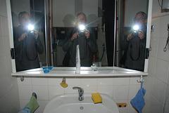 Selfie 3-fach