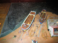 Barges, canoes, dinghies, gondolas, rafts, ships, and sailboats that I remember . . .