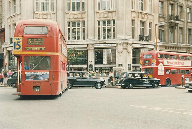 London RML2581 (JJD 581D) - 20 Jun 1987