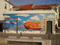 """Vaidoso"" mural."