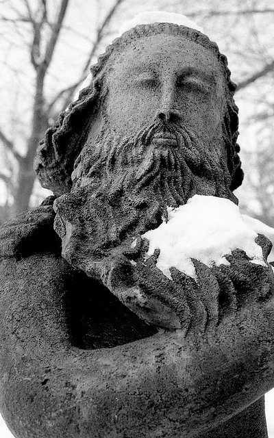Sculpture - Square Cabot