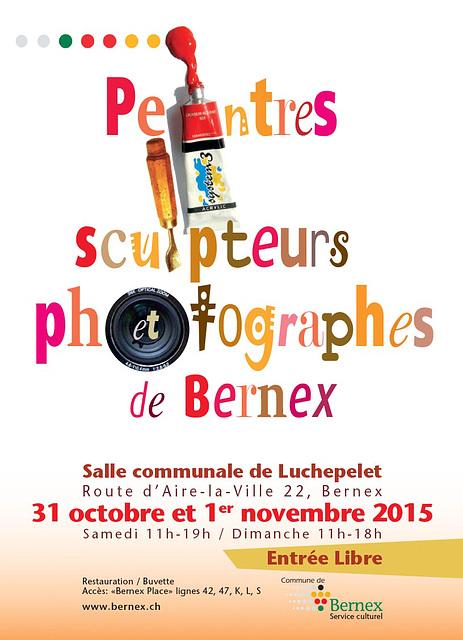 Exposition Bernex 2015