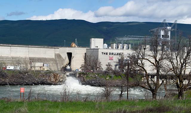 The Dalles Dam (#0320)
