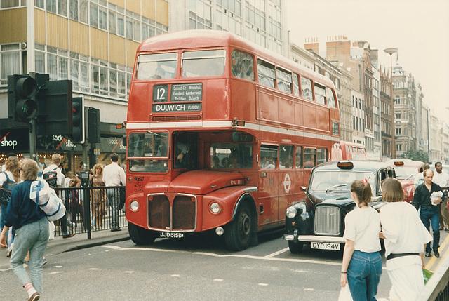 London RML2515 (JJD 515D) - 20 Jun 1987