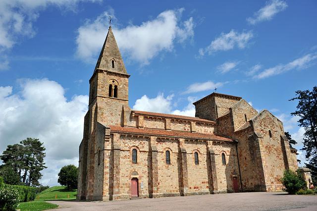 Eglise de Saint-Désiré - Allier