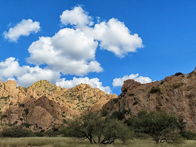 Campsite - The Cochise Stronghold