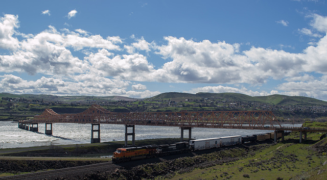 The Dalles Bridge (#0323)