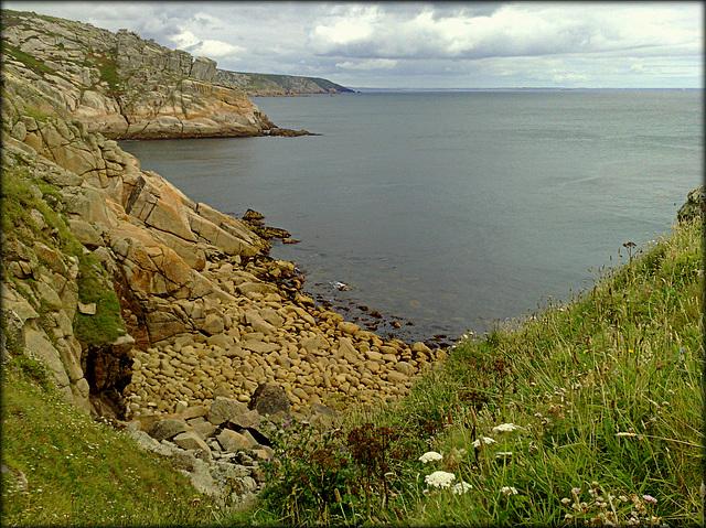 H. A. N. W. E. everyone! Cornish granite