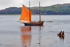 Pirates of Cambeltown Loch.