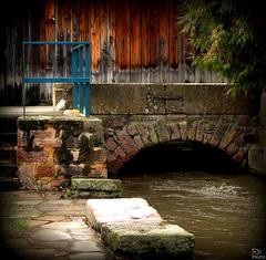 Pont sur l'Aubach