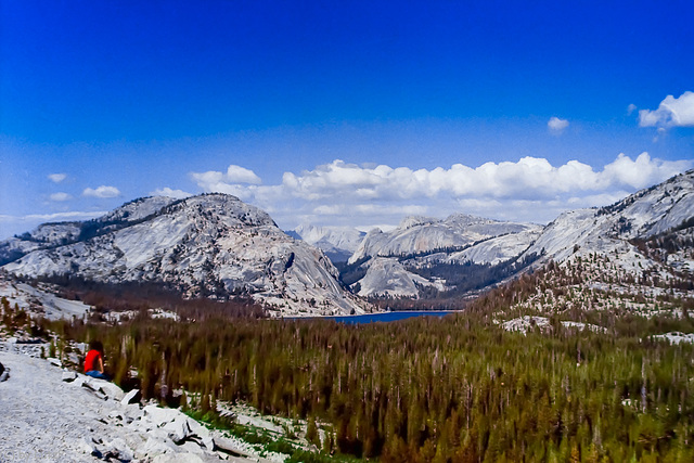 Tenaya Lake from Olmsted Point 1980 (045°) - initial upload