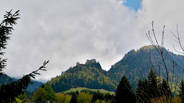 Burg Ehrenberg-Tirol Österreich
