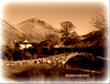 Wasdale Head Pack Horse Bridge