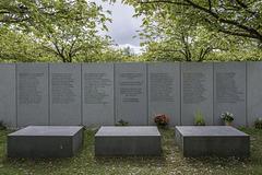 (141/365) Gedenktafel für die Opfer der ICE-Zugkatastrophe in Eschede