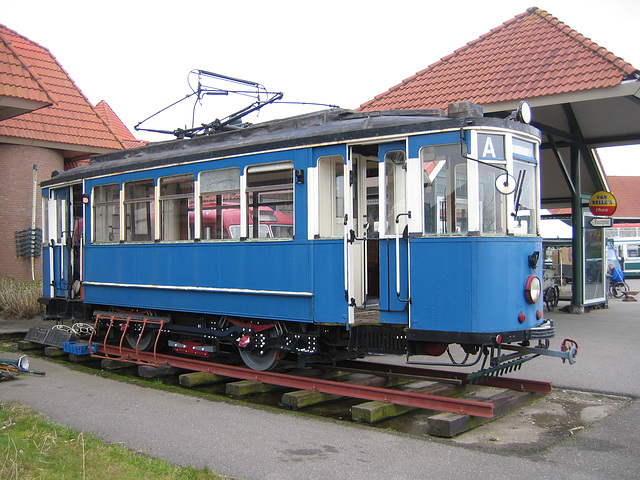 Tram 814, MAN 1926, Neurenberg