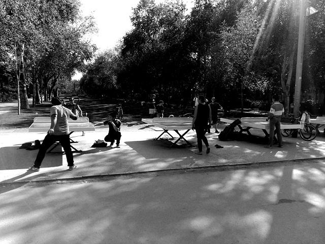 Parque de la Ciutadella.