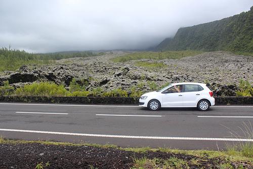 Driving Across Grand Brule