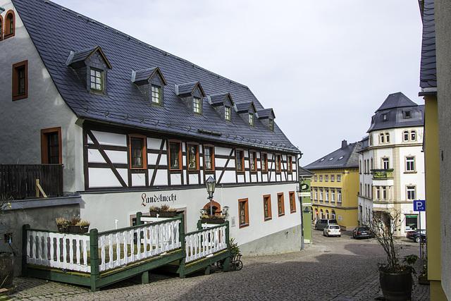 """Gaststätte """"Landsknecht"""""""