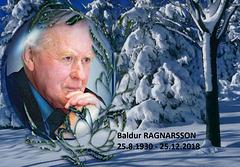 Forpasis poeto Baldur Ragnarsson