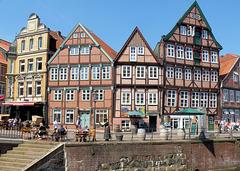 Hansestadt Stade: Am Fischmarkt (Wasser West)
