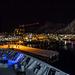 Svolvær harbour at night