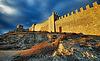 Puesta de sol en Albarracín