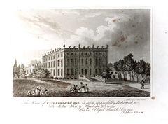 Wingerworth Hall, Derbyshire (demolished)