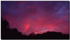 Landwehr | Sonnenuntergang