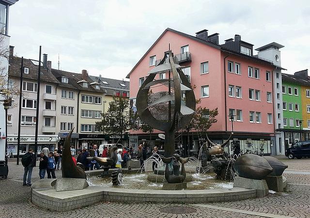 Buchhornbrunnen