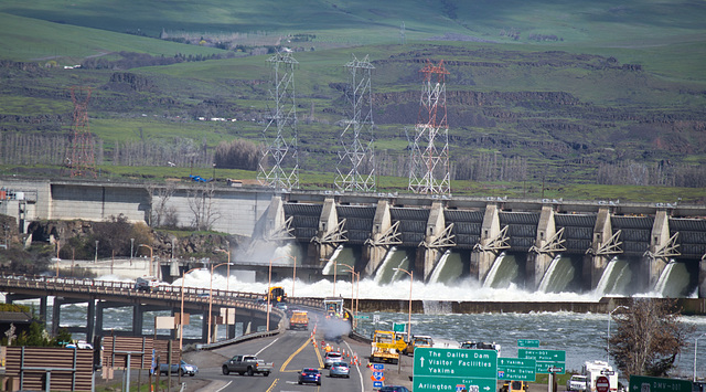The Dalles Dam (#0327)