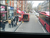 post on Grays Inn Road