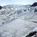 Wie Zwerge sind wir Menschen in dieser gigantischen Eiswelt! We humans are like dwarves in this gigantic ice world!