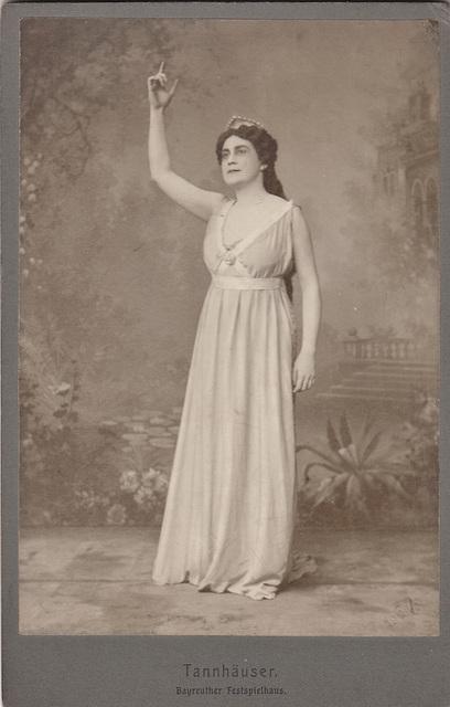 Louise Grandjean by Klein